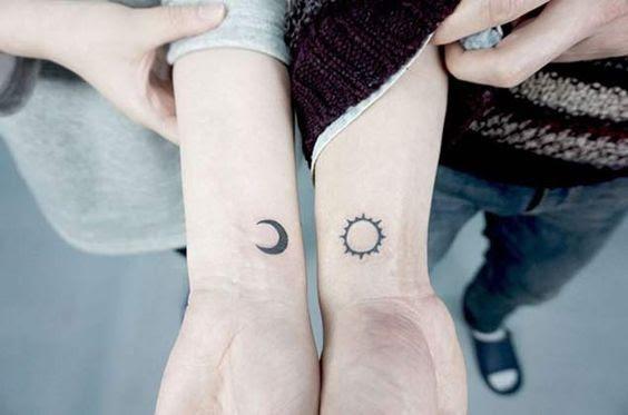 Tatuajes Para Hacerte Con Tu Mejor Amiga Tu Mamá Tu Pareja O Quien