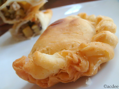 Kulinarya Empanada!