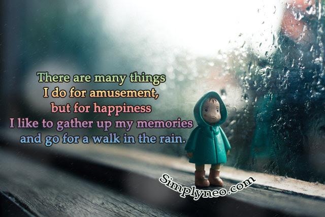 Rainy Quotesinspirational Quotes Rain Simplyneo Quotes