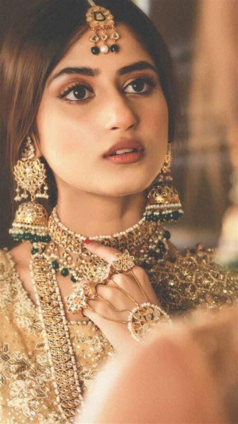 jewellery to wear with punjabi jutti   Indian Wedding