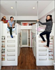 Big ideas for a small studio. on Pinterest