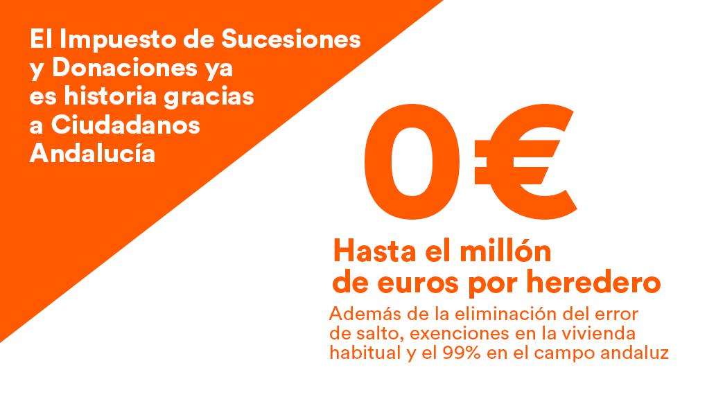 Resultado de imagen de impuesto sucesiones andalucia