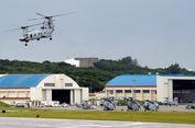 Helikopter Militer AS Dua Kali Mendarat Darurat di Okinawa