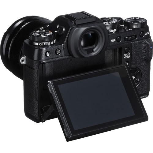 Fujifilm X-T1 - Tilt LCD View