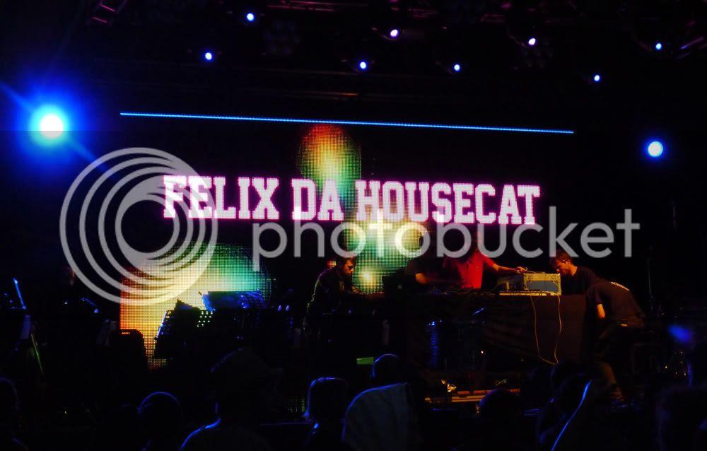 Felix Da Housecat Lovebox Festival 2012 London