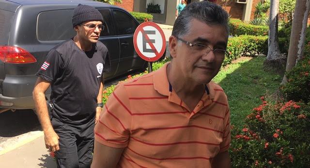 Prefeito de Paulo Ramos, Tancledo Lima Araújo