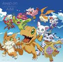 """Digimon Adventure tri. 4: Loss"" Outro Theme: Keep on - tri.Version - / AiM"