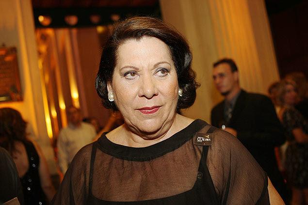 SÃO PAULO/SP-BRASIL,08/10/2012 - Eliana Calmon, ministra na Entrega do premio Revista Claudia na sala SP.(Foto: Zanone Fraissat/Folhapress / MONICA BERGAMO)***EXCLUSIVO***