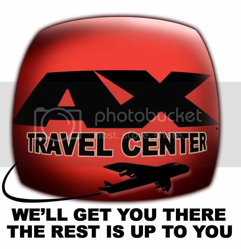 AX Travel Button