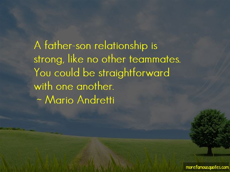 Strong Father Son Quotes Top 10 Quotes About Strong Father Son From