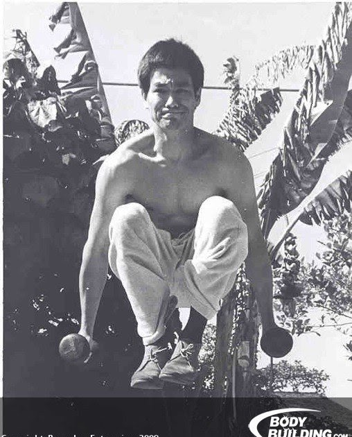 Facts About Anything: Bruce Lee Exercise