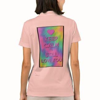 keep calm tye die love