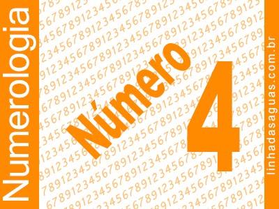 O que o Número Quatro (4) Significa ou Representa na Bíblia?