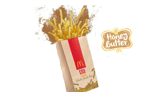 Mcdonalds Shake Shake Fries Is Back With A New Flavor