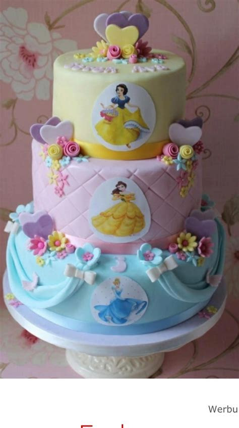 Kuchendeko   princess birthday party   Tortas de princesas