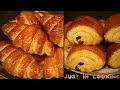 Recette Croissant Et Pain Au Chocolat Marmiton
