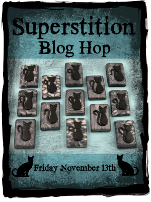 Superstition Blog Hop Badge
