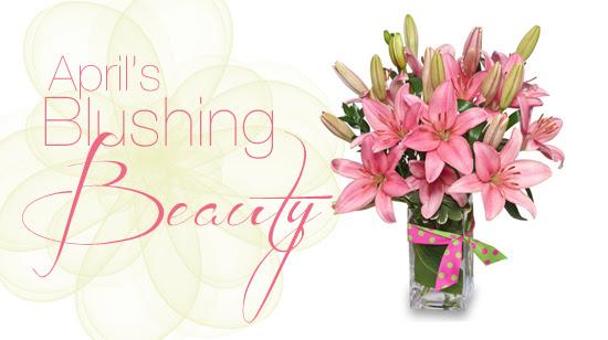 Bildergebnis für April with flowers