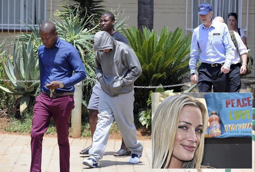 Pistorius, acusado del asesinato de su novia