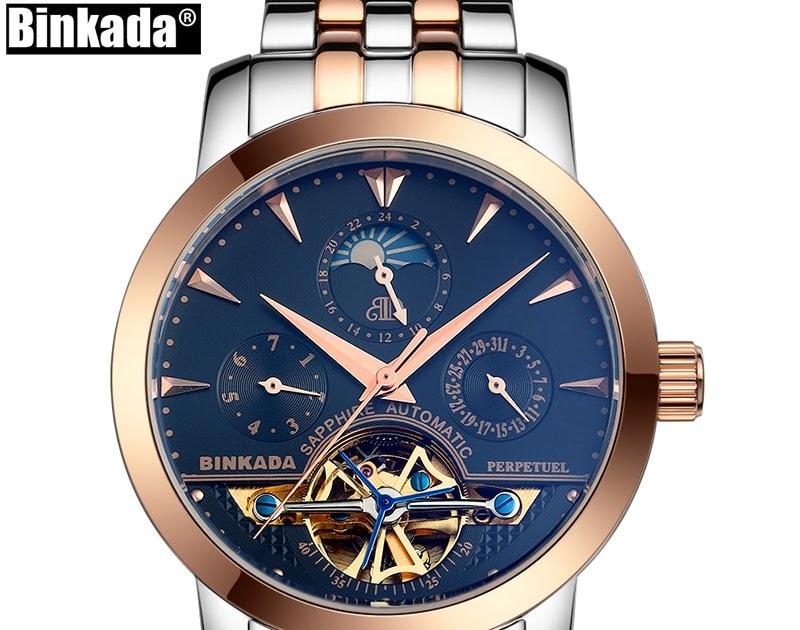 b7279c7de84c Comprar Esqueleto De Hombre Reloj Automático Marca Lujo La Mejor ...