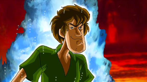 Shaggy from 'Scooby Doo' has extreme powers in this new ...
