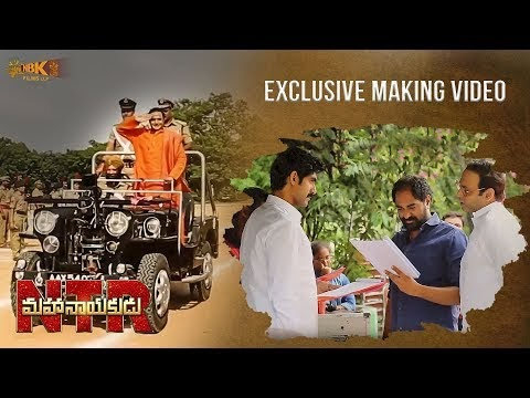 NTR Mahanayakudu Movie Exclusive Making Video
