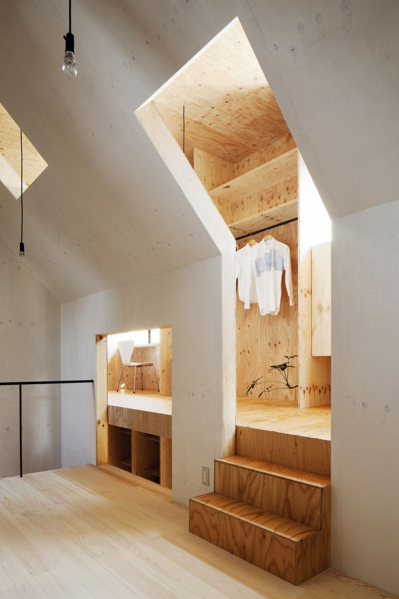 Minimalist House In Japan Feel Desain Your Daily Dose Of Creativity