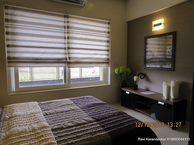 Bedroom - Did you visit the 4 BHK show flat of Metro Jazz, opposite VITS Hotel,  Mhalunge - Baner Annex?
