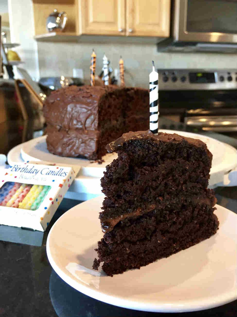 Healthy Cake Recipe Vegan
