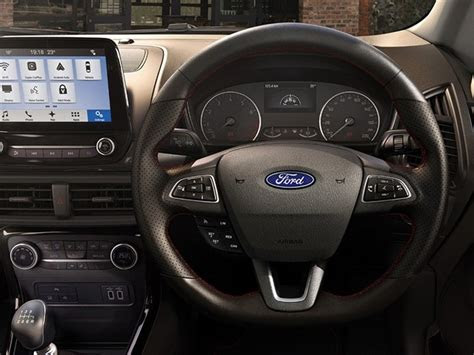 ford ecosport  ecoboost st  car leasing