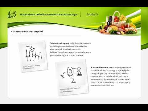 4.5 Dokumentacja techniczna i technologiczna w przetwórstwie spożywczym