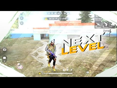 Free Fire Gameplay - NEXT LEVEL - INSANE KILLER