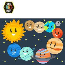 Gezegenler şarkısı Okul öncesi Etkinlikleri Hayallerinizi
