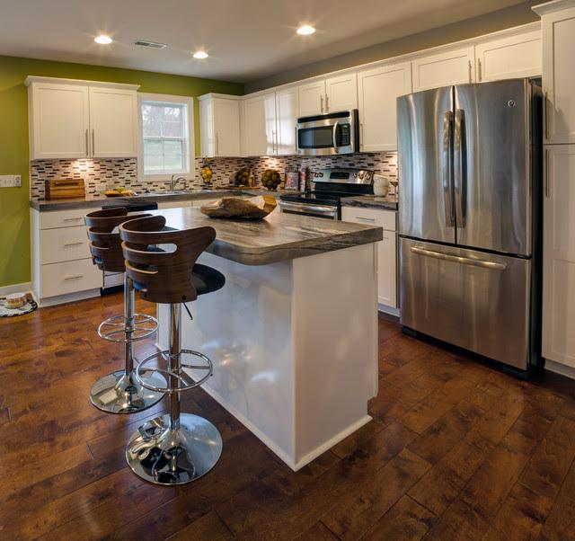 Cayman Ridge, Cumberland Model Home - Transitional ...