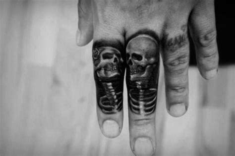72 Amazing Finger Tattoos Designs And Ideas On Fingers