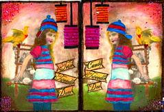 Torie Tweedle Dum and Candy Tweedle Dee