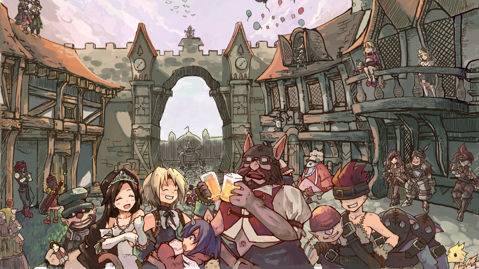 Final Fantasy Ix Wallpapers 72 Images