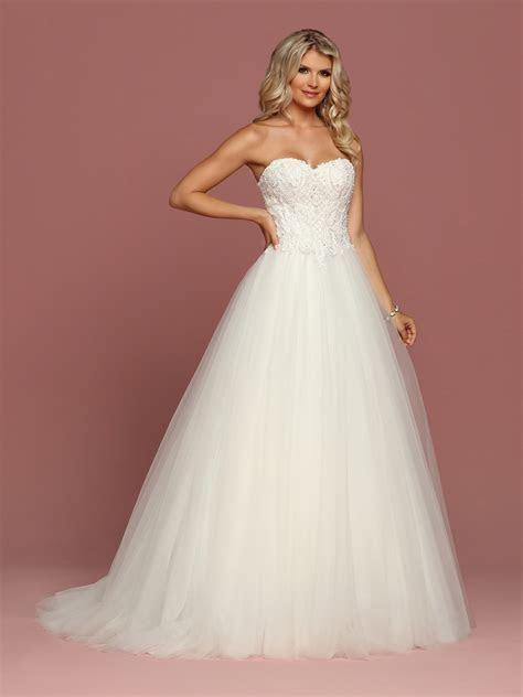 Style #50487   DaVinci Wedding Dresses