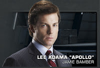 Battlestar Galactica - Jamie Bamber as Lee 'Apollo' Adama