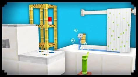 Bathroom Ideas In Minecraft