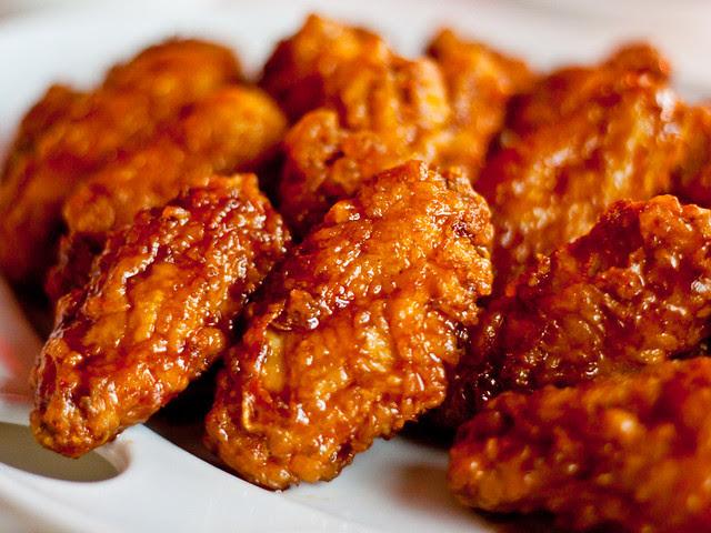 Honey wings
