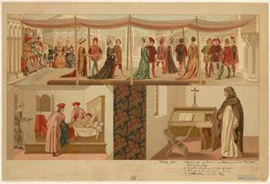 Marriage of Boccaccio Adimari ... Digital ID: 811012. New York Public Library