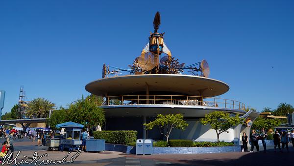Disneyland Resort, Disneyland, Tomorrowland, Orbitron