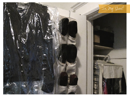 Sneak Peek: My Closet