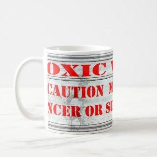 Toxic Waste Mug mug