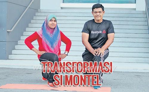 pengalaman kurangkan berat badan