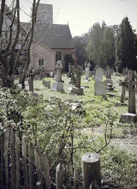 St John's Church - Malden Manor