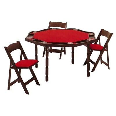 Oak Game Table | Wayfair
