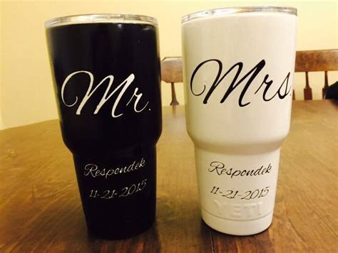 Pin de Chelsie Denis en Tumbler   Wedding cups, Rtic cups