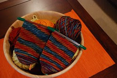 socks that rock for a dad who rocks (by aswim in knits)
